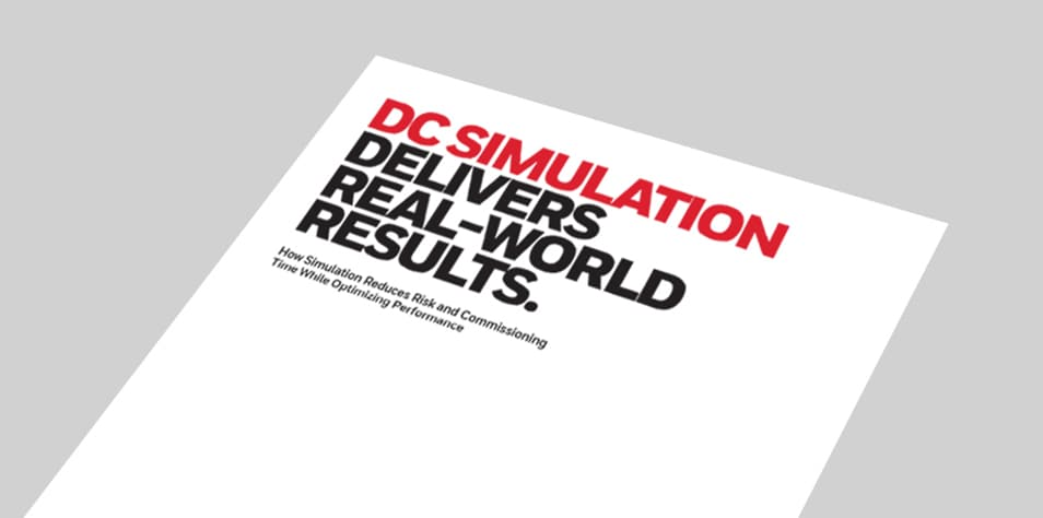 DC Simulation Delivers Real-World Results Image