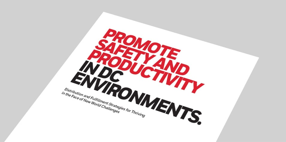 Promote Safety and Productivity in DC Environments Image