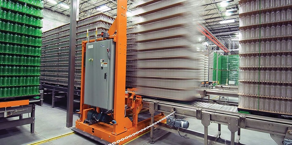 Brochure Pallet Conveyor Systems Image
