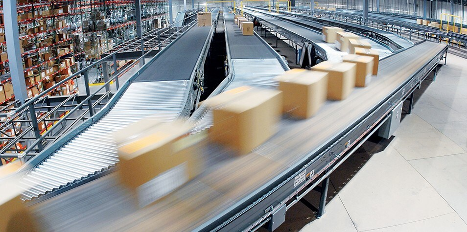 Advanced automation in distribution centers